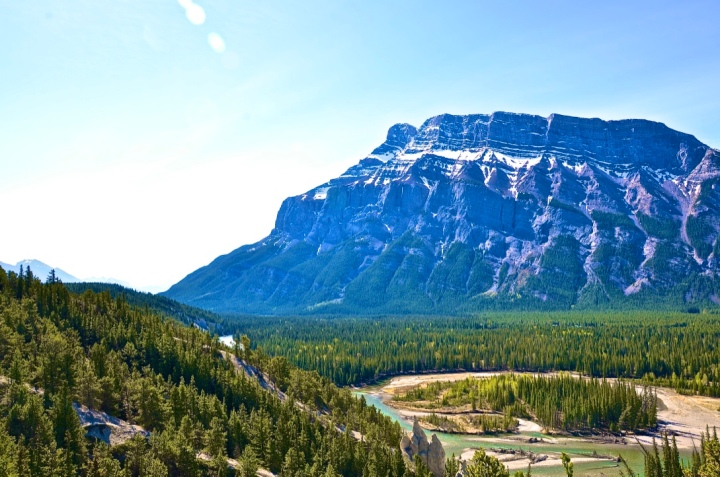 Banff, AB Canada