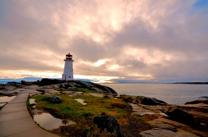 Peggy's Cove, NS | Pt. 1