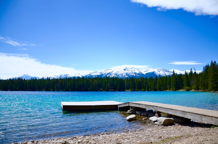 Beautiful Lakes of Jasper