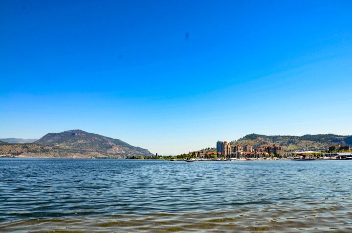 First look at Kelowna, BC