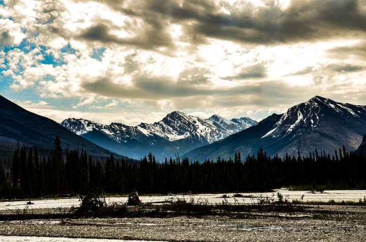 Exploring Kootenay National Park