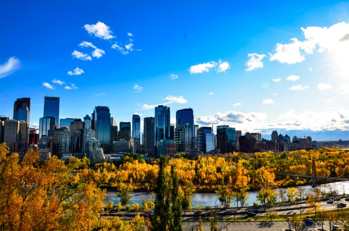 Fall in Calgary | October, 2017
