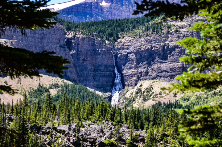 Lineham Falls Hike & A Surprise | Waterton, AB