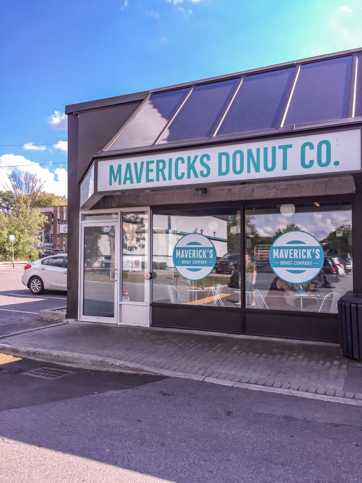 Maverick's Donut Company Review